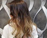 digital perm hair
