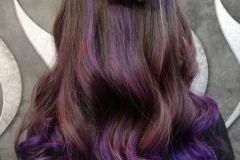 korean perm hair