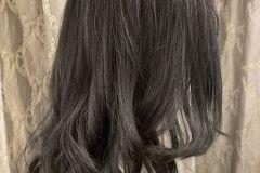 soft perm hair