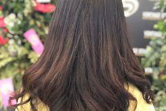korean soft perm for short hair